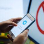 В Петербурге исчез арт-объект о противостоянии Telegram и Роскомнадзора