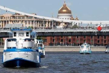 В столице могут появиться новые пассажирские маршруты по Москве-реке