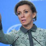 Захарова: Запад обманул Россию, окружив ее колючей проволокой