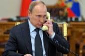 Путин— Порошенко: За Донбасс ответите