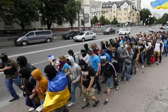 Американцы очнулись: К власти на Украине дорвались фашисты