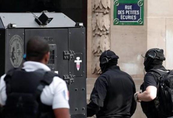 Захваченные в Париже заложники освобождены после штурма