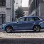 Новый Volvo XC90 появится в 2021 году