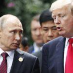 Песков подтвердил обсуждение возможной встречи Путина и Трампа в Вене