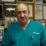 Академик, кардиохирург Давид Иоселиани справляет юбилей