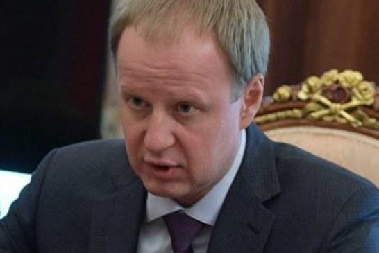 Назначенный врио губернатора Виктор Томенко прибыл в Алтайский край