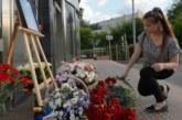 В Карелии почтили память погибших во время шторма на Сямозере детей