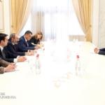 Пашинян заявил о новом этапе в отношениях Армении и России