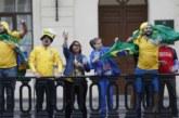 «Алые паруса» поразили иностранных болельщиков ЧМ в Петербурге