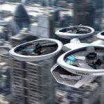 Audi и Airbus готовятся к испытаниям летающего такси
