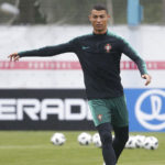 Португалия победила Марокко благодаря голу Роналду: онлайн-трансляция матча ЧМ-2018