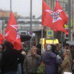 В Москве на проспекте Сахарова завершился митинг оппозиции