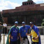 «Очередь не меньше часа»: почему болельщики хотят посетить Мавзолей