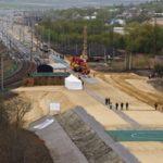 РЖД отремонтирует автодороги, разрушенные при укладке пути в обход Украины