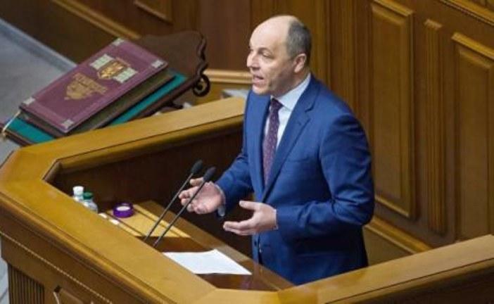 Спикер Рады рассказал об «ужасах российской агрессии»