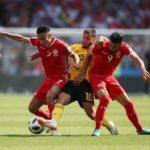 Бельгийский комментатор по-русски поблагодарил сборную за разгром команды Туниса