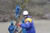Спасатели прибыли в села на Камчатке, оказавшиеся под угрозой подтопления