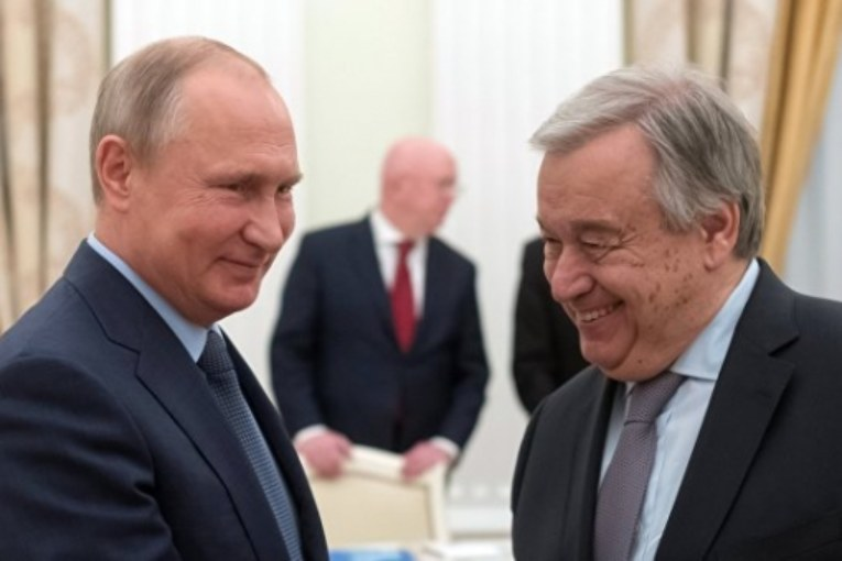 Гутерреш назвал Россию одной из ключевых стран ООН