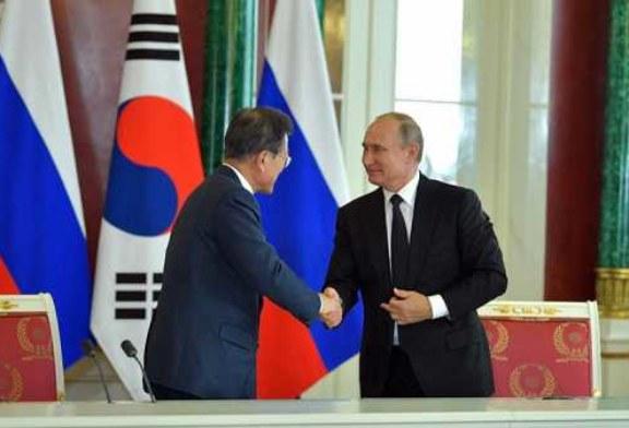 Путин подарил президенту Южной Кореи книгу об Эрмитаже