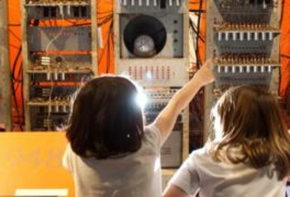«Малышка», с которой началась эра компьютеров