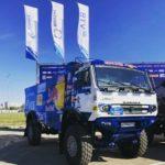 КАМАЗ представит новейший гоночный грузовик