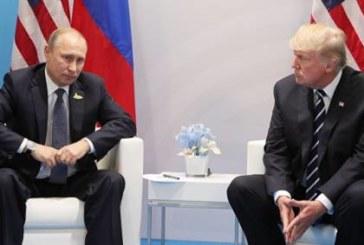 Песков прокомментировал данные СМИ о дате встречи Путина и Трампа в Вене