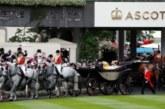 Скачки в Аскоте: шляпки, лошади, королева и Меган с Гарри