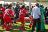 При покушении на президента Зимбабве пострадали более 40 человек