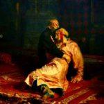 Посетитель Третьяковки порезал полотно картины «Иван Грозный убивает своего сына»