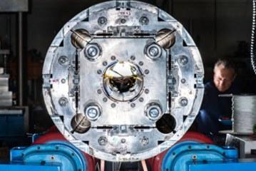 ЦЕРН начал постройку обновленной версии Большого адронного коллайдера