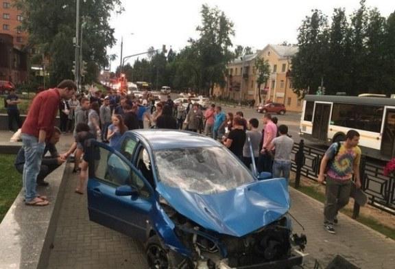 «Я везунчик»: подросток, сбитый в Домодедове, рассказал об аварии