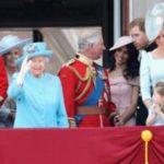 День рождения британской королевы: парад, принцы и тюрбан