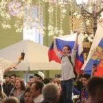 Москва сошла с ума от футбола: хроника ночного безумия