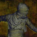 Вскрытие черного саркофага прервали из-за древнего яда