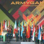 На Армейские игры в Россию прибыли почти 200 команд из 32 стран