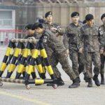 Южная Корея снизит число военных на границе с КНДР