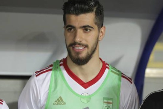 СМИ: полузащитник сборной Ирана Эззатоллахи провалил допинг-тест на ЧМ-2018