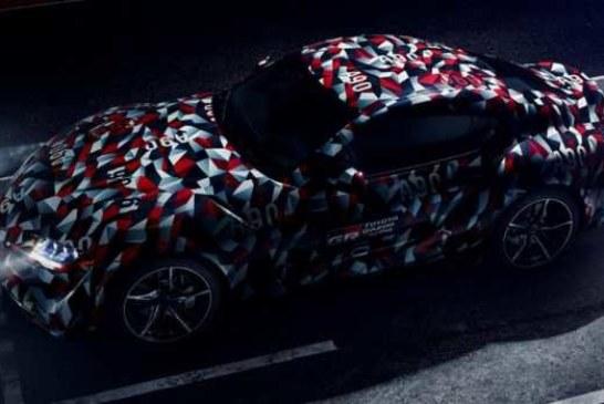 Японцы назвали дату премьеры Toyota Supra: ждать осталось недолго