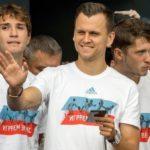 Трое футболистов сборной России опередили Месси в рейтинге ЧМ-2018