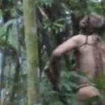 В джунглях Бразилии засняли «самого одинокого человека на планете»