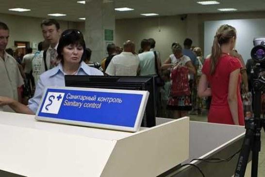 Роспотребнадзор с мая проверил на границе более 4 млн гостей