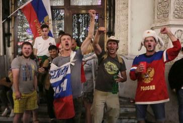 За сборную России на ЧМ-2018 было стыдно одному проценту россиян