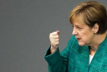 Меркель: Из-за Трампа всем— капут. Кроме Путина