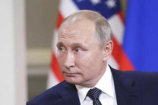 Сможетли ЦРУ заразить Путина раком во время визита в США