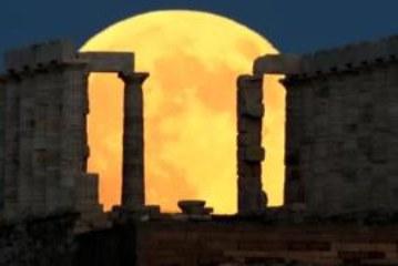 «Кровавая луна» над миром. Как это было