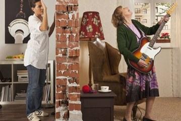 Громкие соседи и стресс доведут до психбольницы