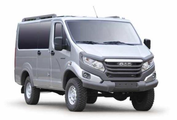 ГАЗ разработал абсолютно новые внедорожники «Соболь 4х4» Next