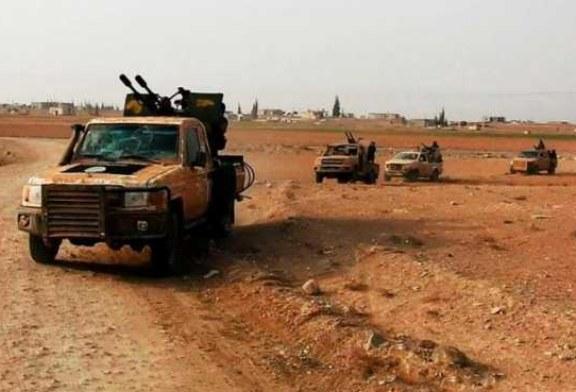 Война в Сирии 2.0: Боевики начали поход на Дамаск