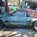Аргентинский «Безумный Макс» продает собственноручно собранную развалюху, как в фильме