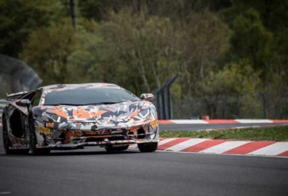 Самый быстрый Lamborghini установил новый рекорд «Нюрбургринга»